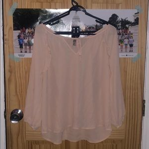 Forever 21 Exclusive Blouse